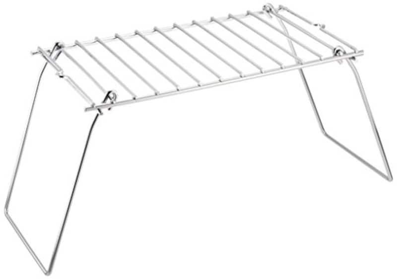 CAPTAIN STAG(キャプテンスタッグ),BBQ用 網 キャンピングセカンドグリル,M-7572