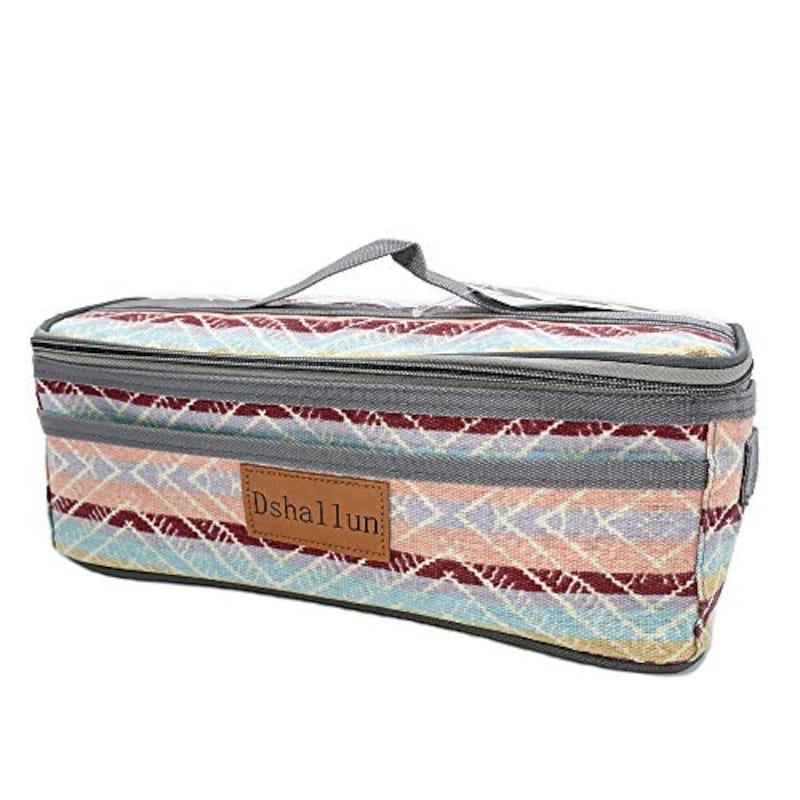 DSHALLUN,アウトドア食器収納バッグ
