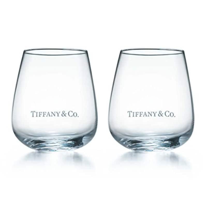 TIFFANY&Co(ティファニー),タンブラー セット ロゴ ペアセット