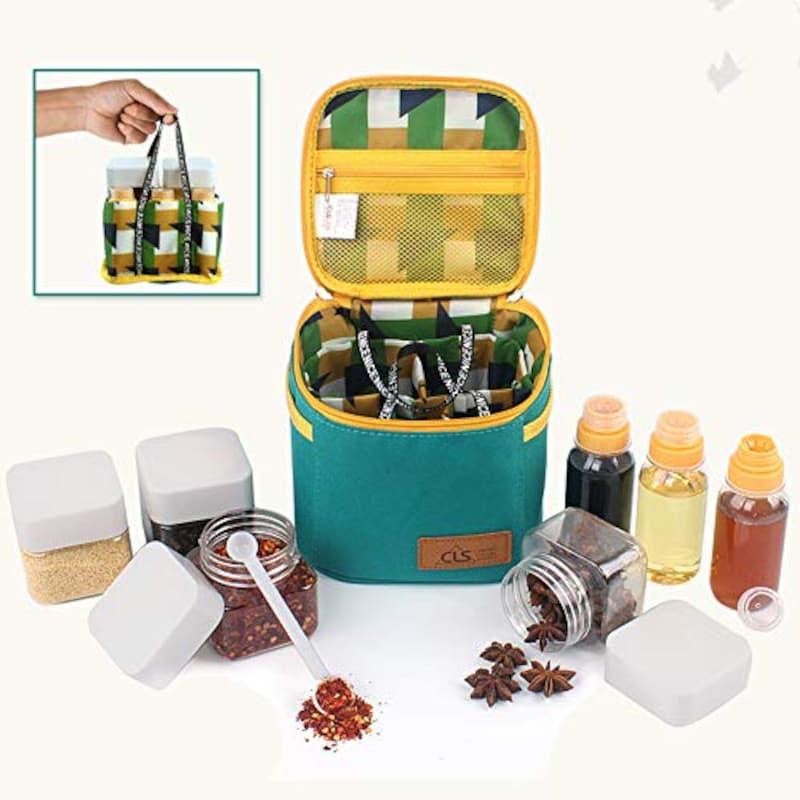Sweetdecor,スパイスボックス 薬味入れセット,10C24D9WH11J