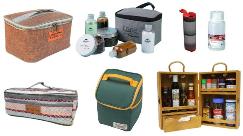 キャンプ用調味料入れおすすめ20選|まとめて収納・持ち運びに!ケースやボトルも紹介