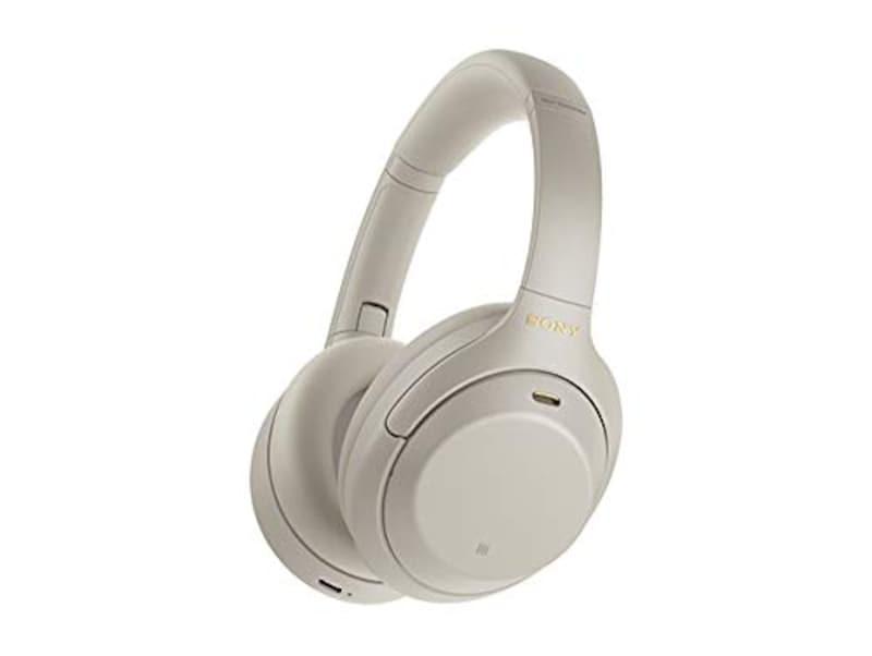 Sony,ワイヤレスノイズキャンセリングヘッドホン WH-1000XM4 シルバー