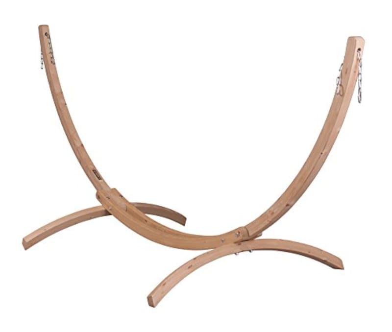LA SIESTA(ラシエスタ),ダブルハンモック用スタンド 木製,CNS16-1