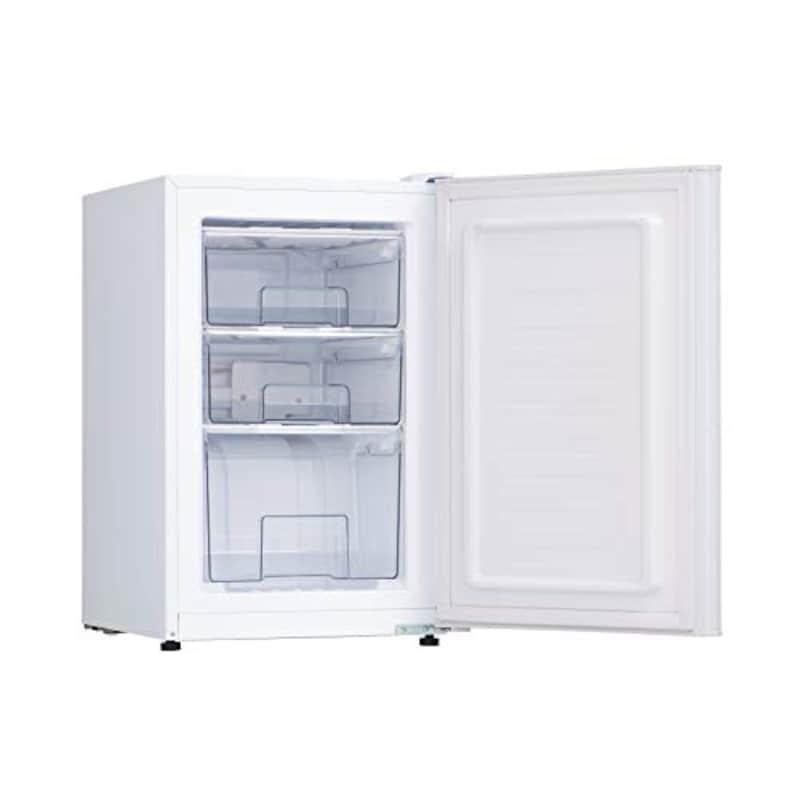 ALLEGiA(アレジア),冷凍庫 3段引き出し,AR-BD62-NW