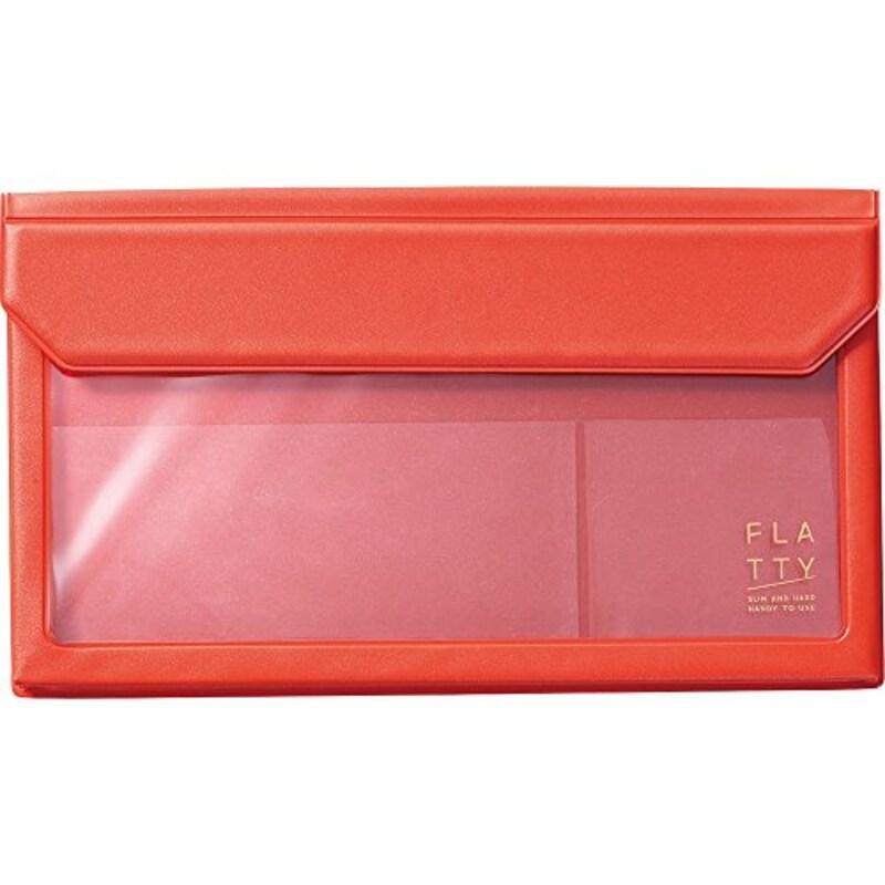 キングジム(Kingjim),バッグインバッグ FLATTY 封筒サイズ,5362