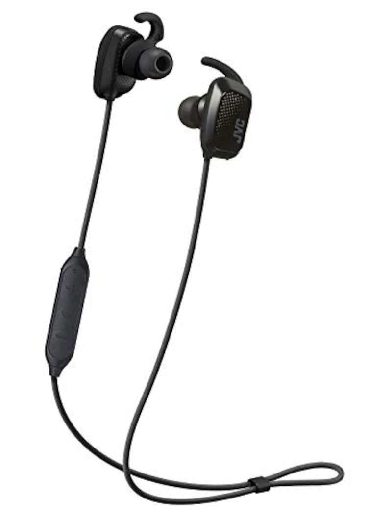 JVCケンウッド,ワイヤレスイヤホン,HA-FX870BV-B