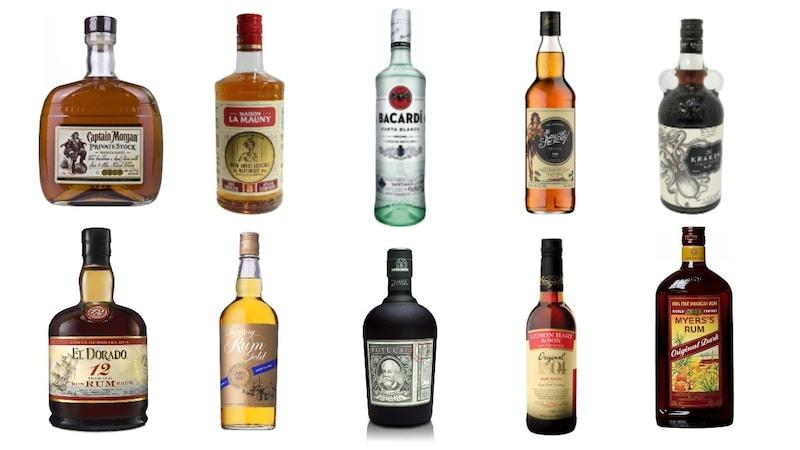 ラム酒のおすすめランキング20選|種類ごとの特徴や人気の飲み方を紹介