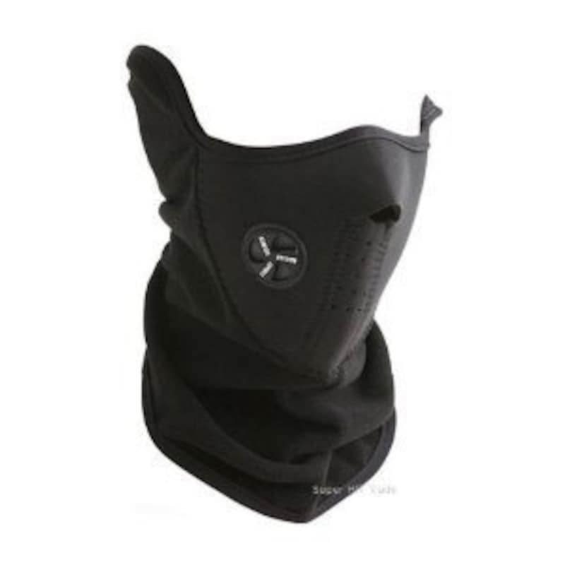 KUGAI,防寒フェイスマスク ベンチレーション機能付き