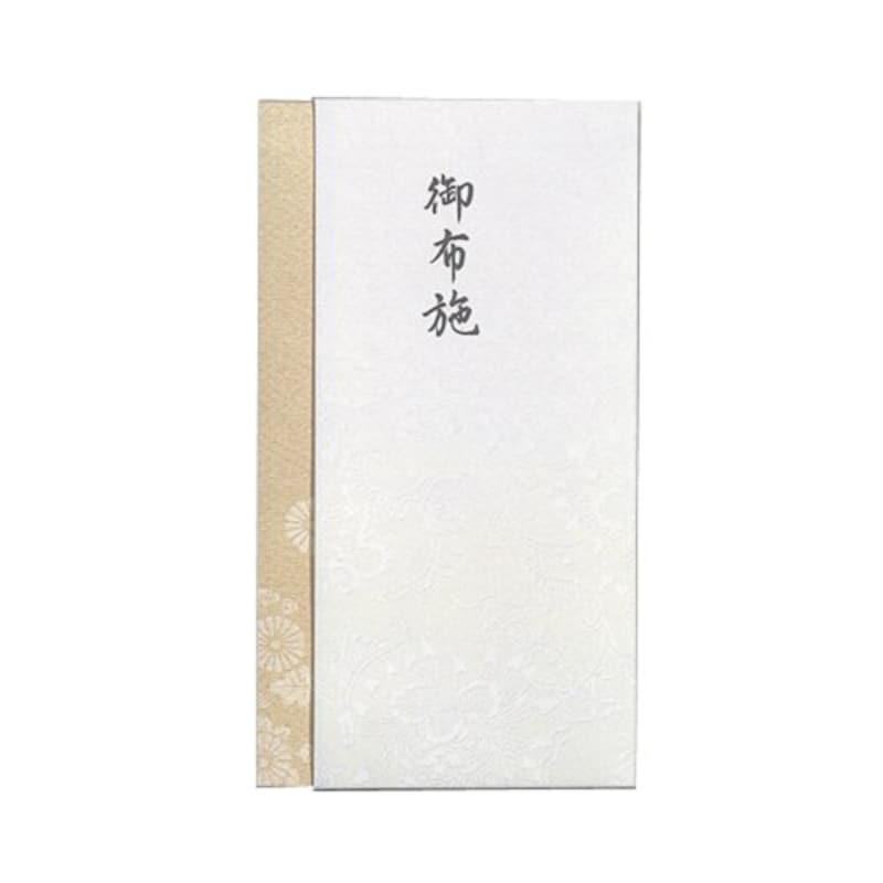 マルアイ,仏のし袋 新本折多当 御布施,ノ-865×10P