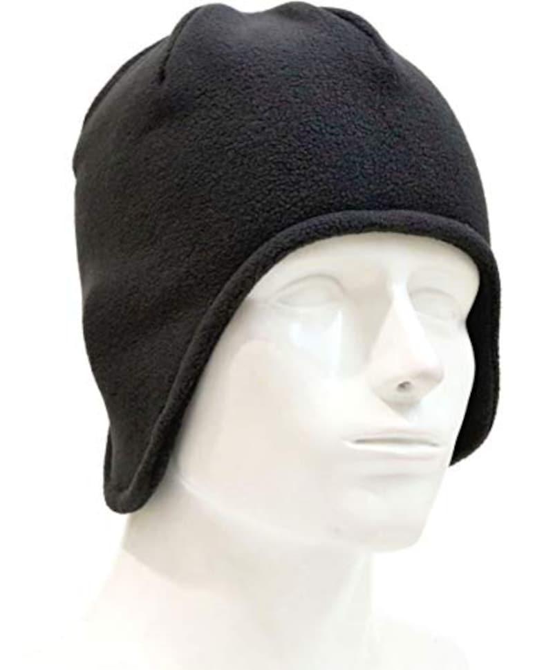 Dhana Style,WFD Type 伸縮 フリース キャップ ニット帽 パイロット ワッチ