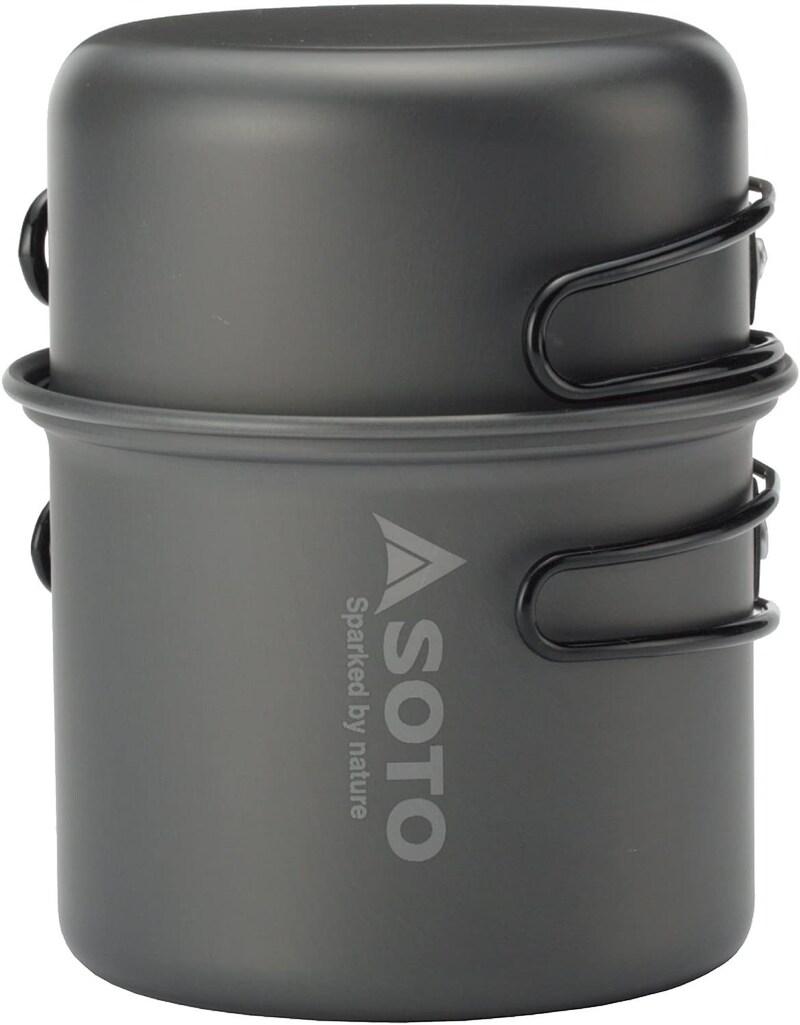ソト(SOTO),アルミクッカーセットM,SOD-510