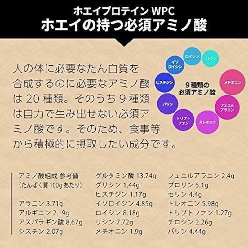 nichie ,ホエイプロテイン WPC