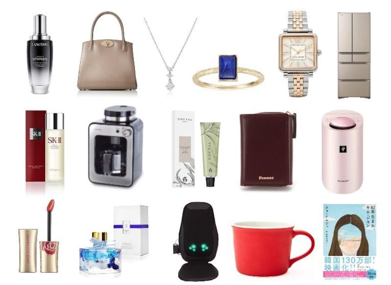 60代の母への誕生日プレゼントおすすめ人気ランキング71選|美容品や家電を紹介!美味しいスイーツなど食べ物も