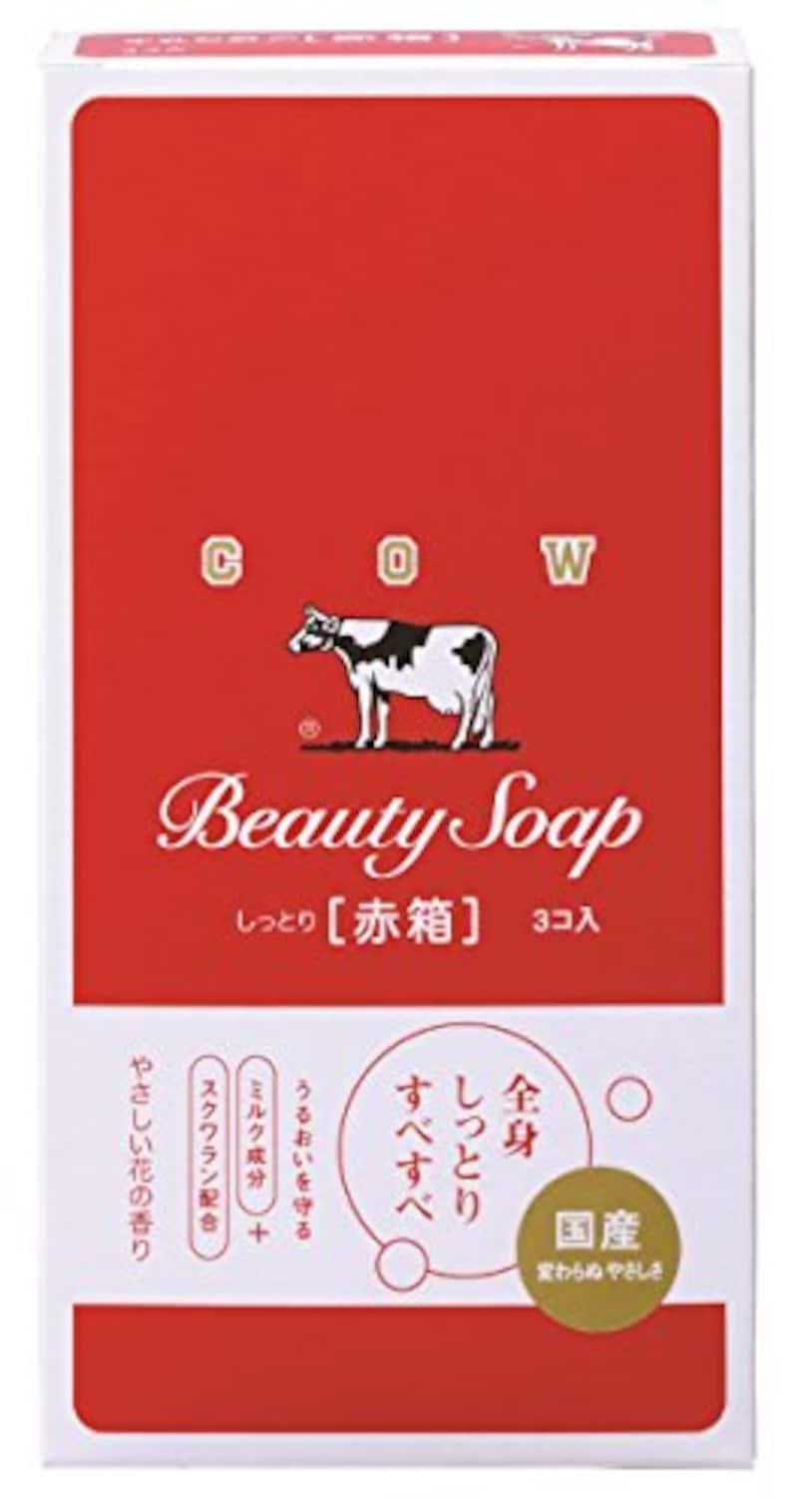 牛乳石鹸,赤箱