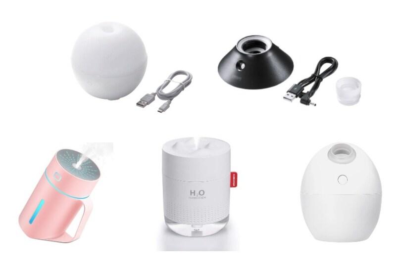 【2021】USB加湿器おすすめランキング14選|車内や寝室にも!おしゃれで可愛いものまで