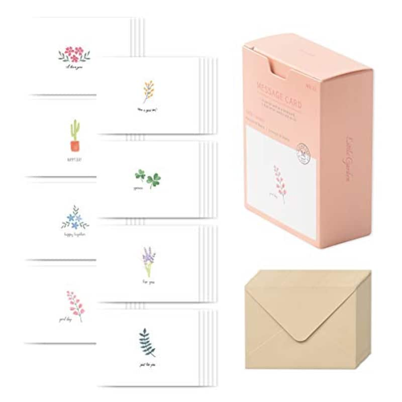 Monolike,メッセージカード 20枚セット