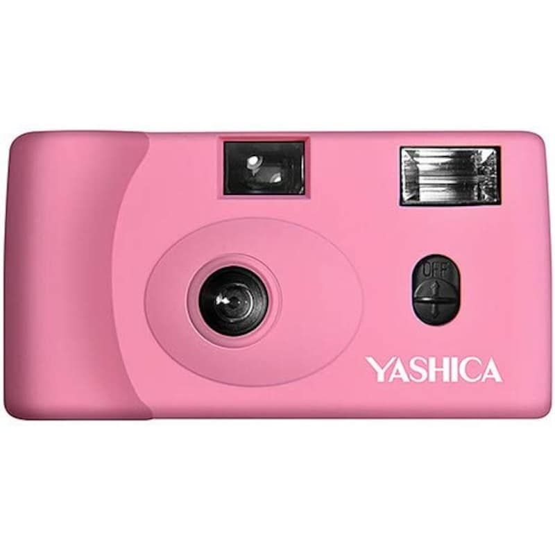 YASHICA,Camera Pink with Yashica 400 ピンク,MF-1