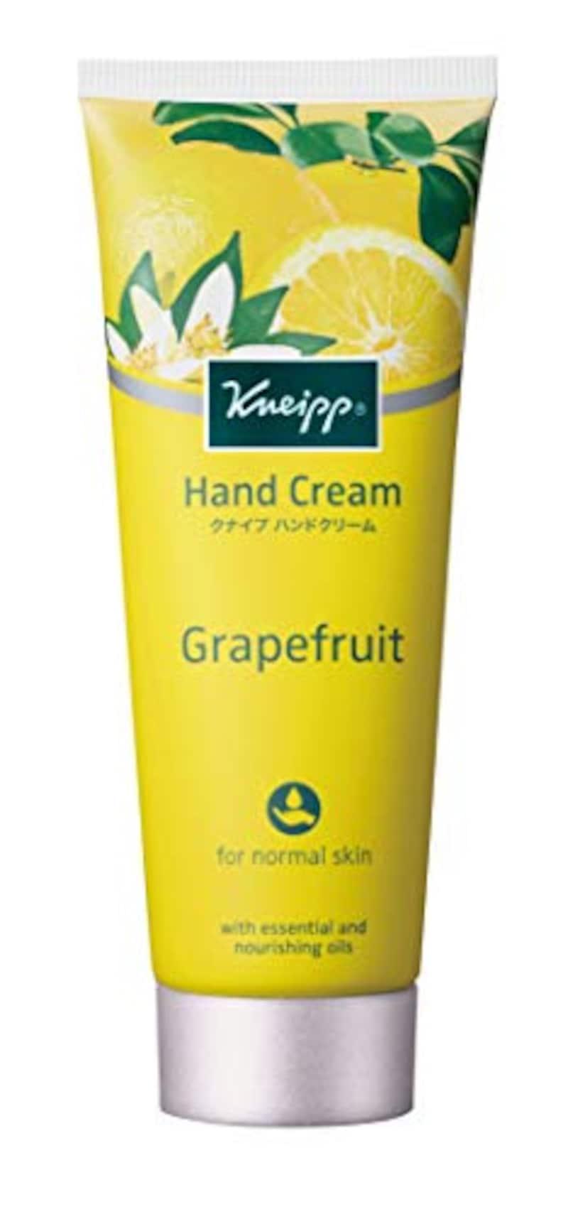 Kneipp(クナイプ),ハンドクリーム グレープフルーツの香り 75ml