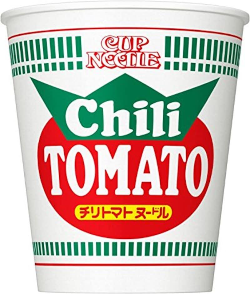 日清食品,カップヌードル チリトマトヌードル