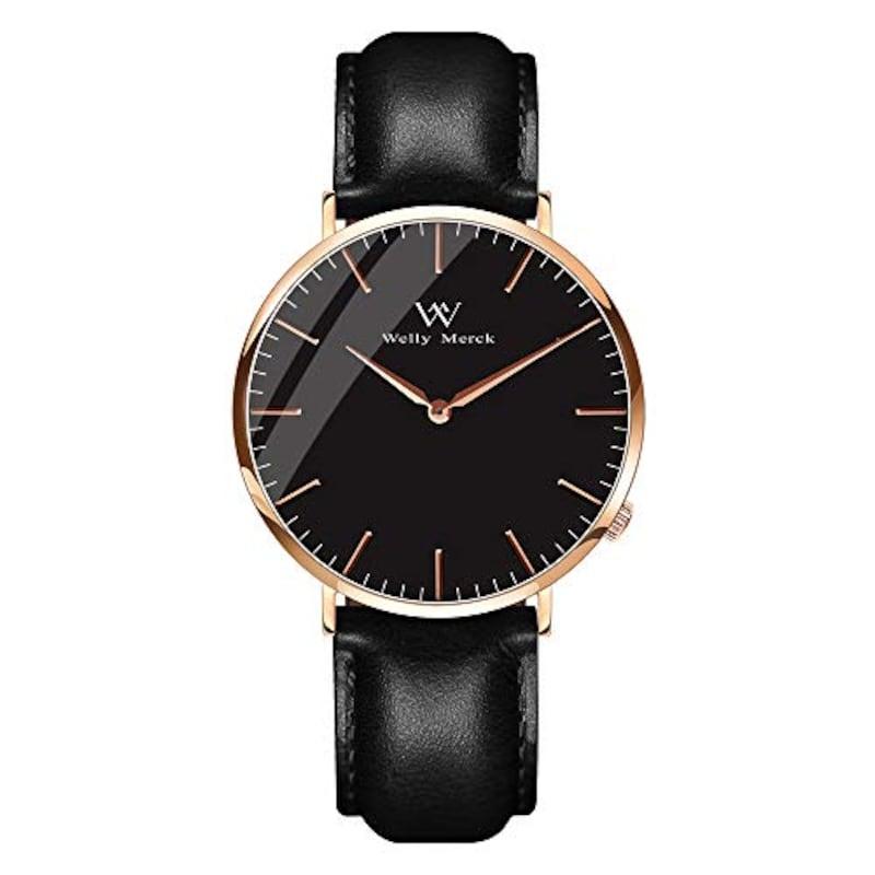 WM Welly Merck,Classic Roma S メンズ腕時計,M-C1M1
