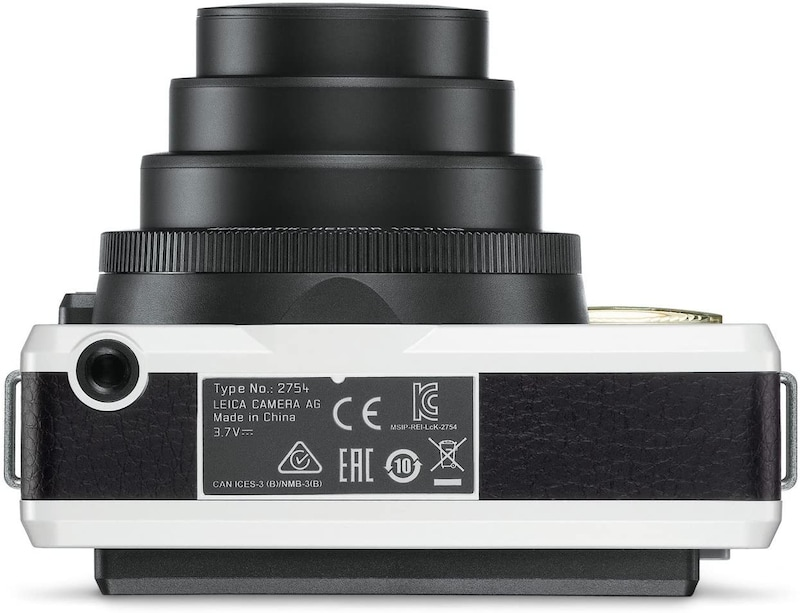 Leica ,sofortインスタントフィルムカメラ(ホワイト)