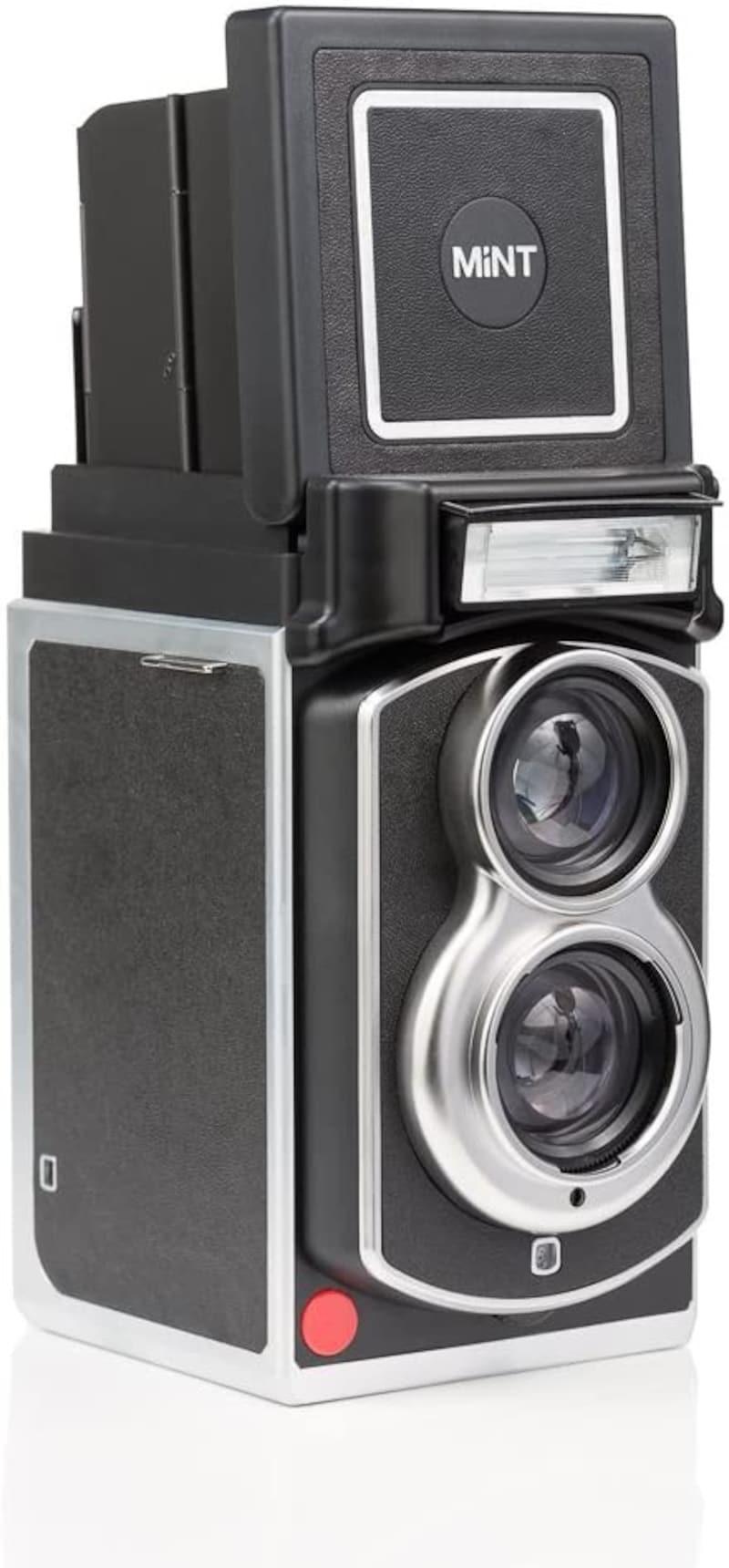 MiNT ,二眼レフインスタントカメラInstantFlex, TL70 2.0
