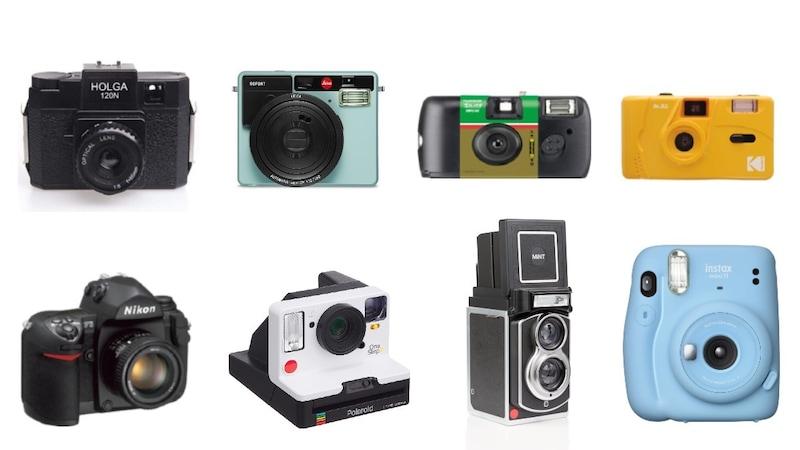 フィルムカメラおすすめ17選&写真の現像方法と楽しみ方|<初心者向け>安い機種からキャノンなどの有名メーカーを比較!