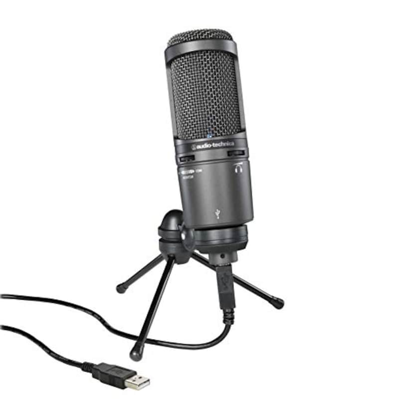 Audio Technica(オーディオテクニカ),USB マイクロホン,AT2020USB+