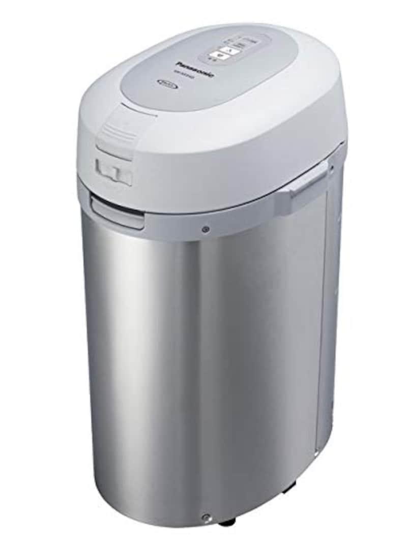Panasonic(パナソニック),家庭用生ごみ処理機 温風乾燥式 6L シルバー,MS-N53XD-S