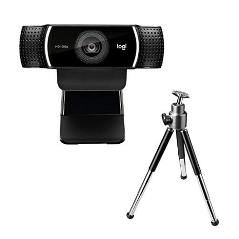 Logicool(ロジクール),ウェブカメラ ,C922n