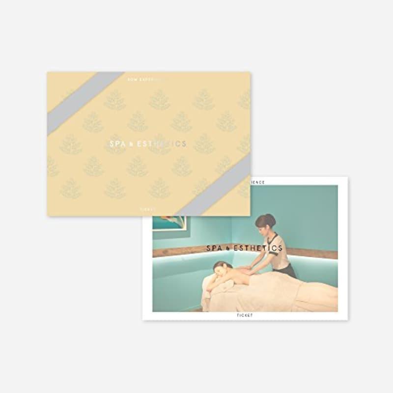 ソウ・エクスペリエンス株式会社,体験型カタログギフト 個室スパ&エステチケットTOKYO,spa