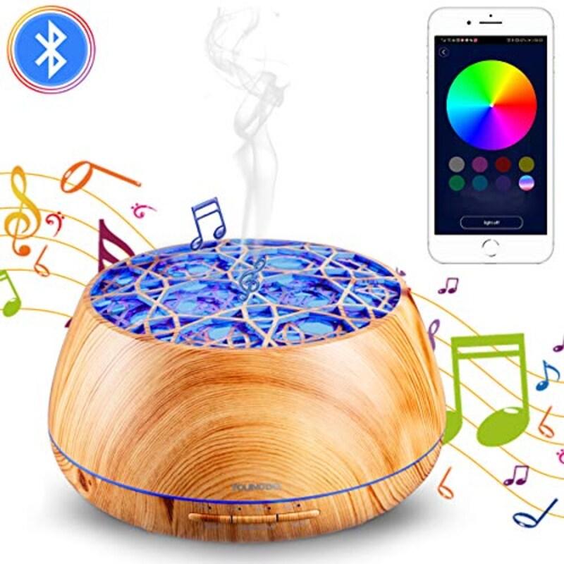 YOUNGDO,Bluetooth対応アロマ加湿器