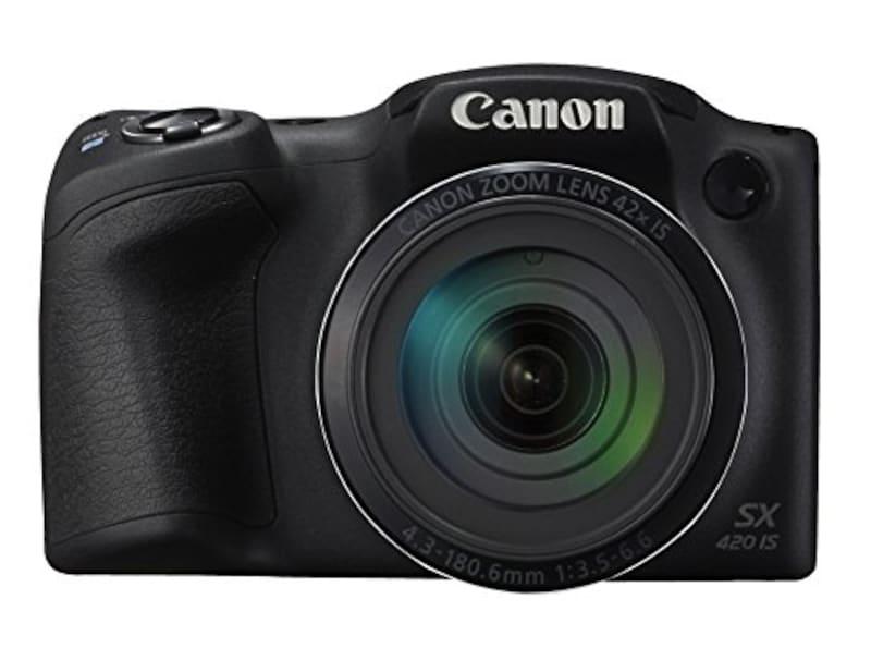 キヤノン株式会社,デジタルカメラ PowerShot SX420 IS 光学42倍ズーム,PSSX420IS