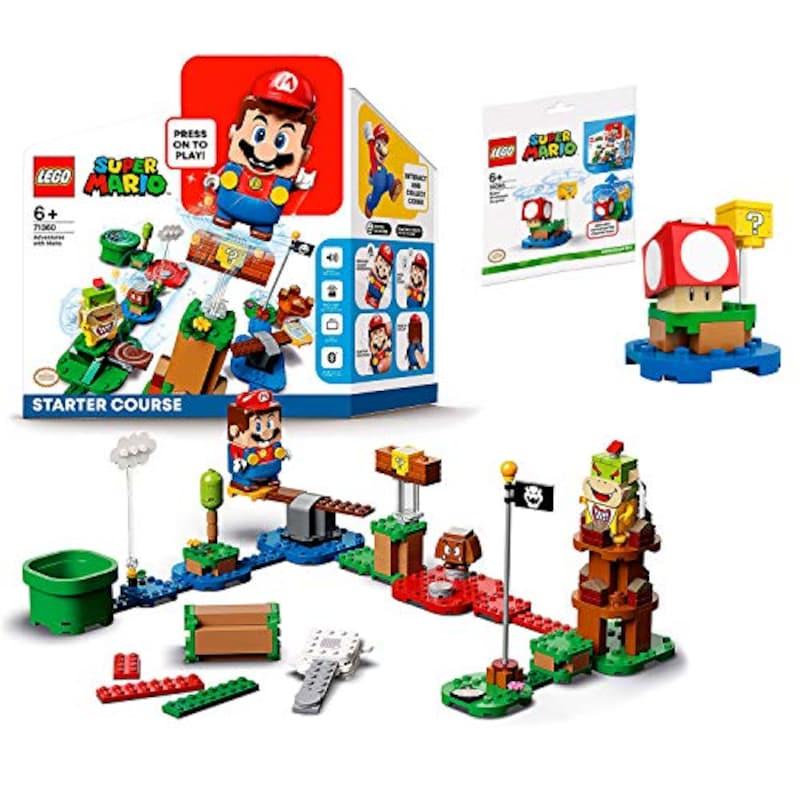 LEGO,レゴブロック スーパーマリオ
