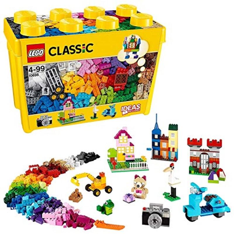 LEGO,クラシック 黄色のアイデアボックス