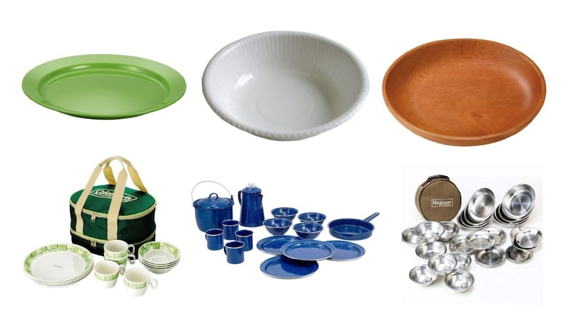 キャンプ・アウトドア用食器おすすめランキング25選|おしゃれなお皿やセット商品にも注目