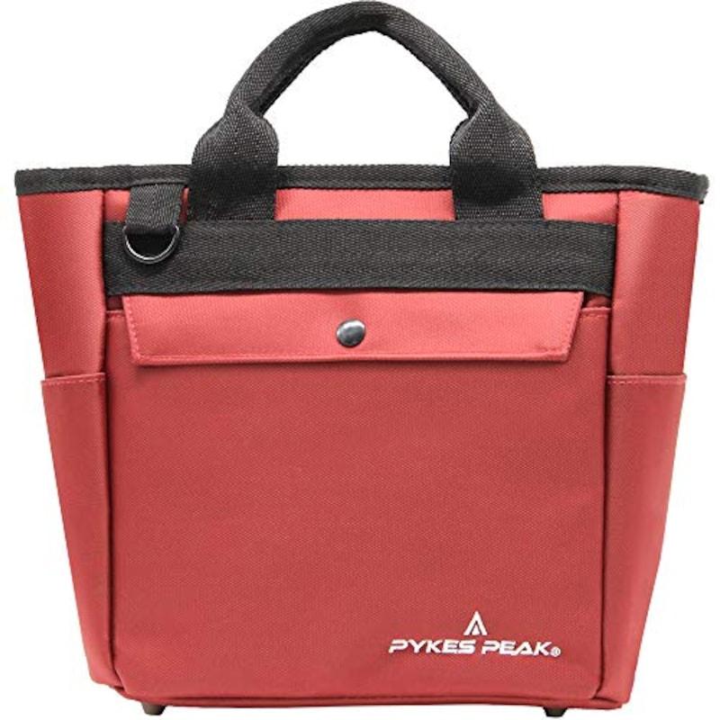 PYKES PEAK(パイクスピーク),ゴルフラウンドバッグ 2020年モデル