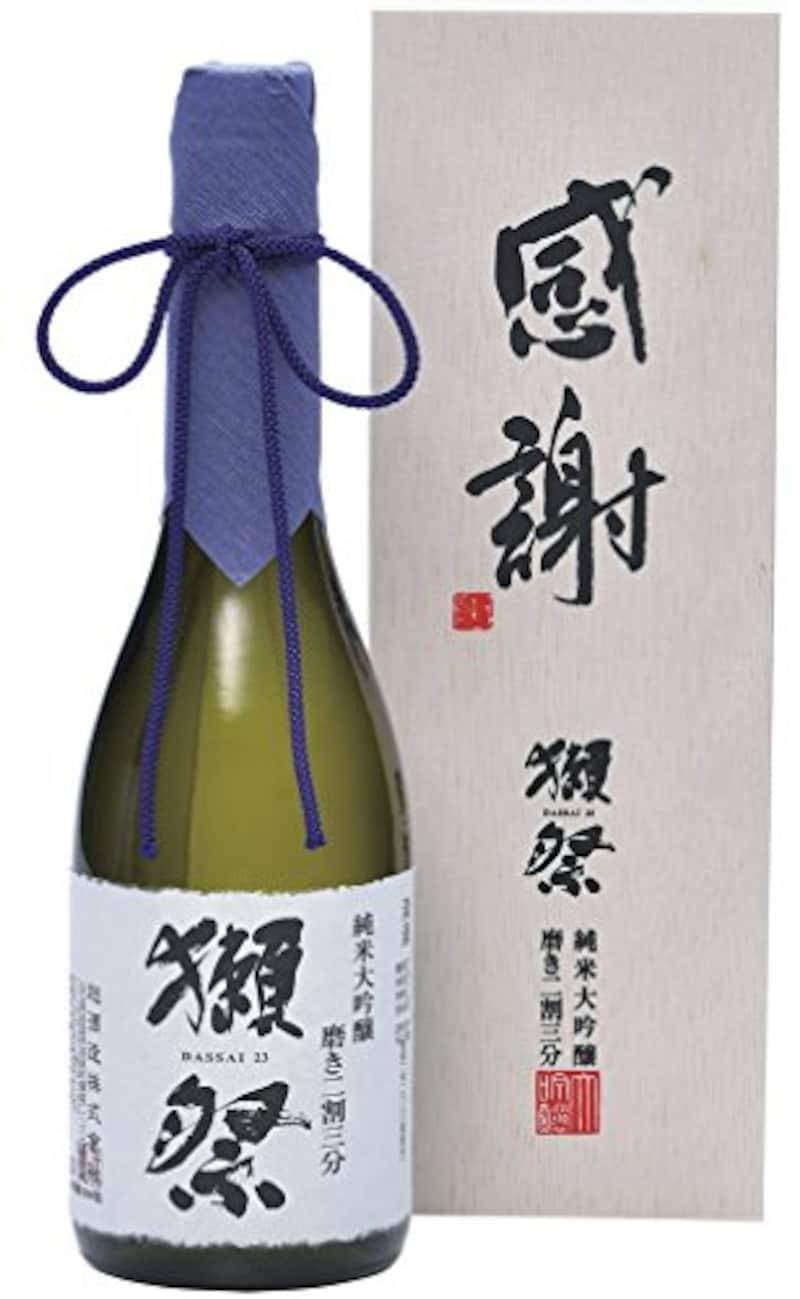 獺祭,獺祭 純米大吟醸 磨き二割三分 「感謝」木箱入り