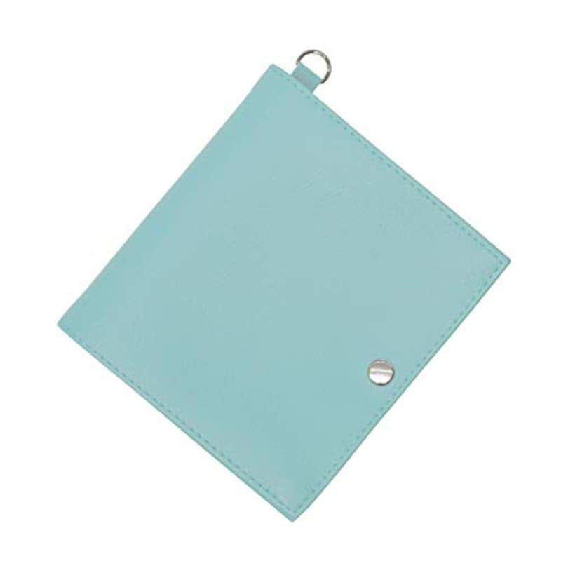 株式会社ティーズ,マスクケース 抗菌 日本製 ライトブルー