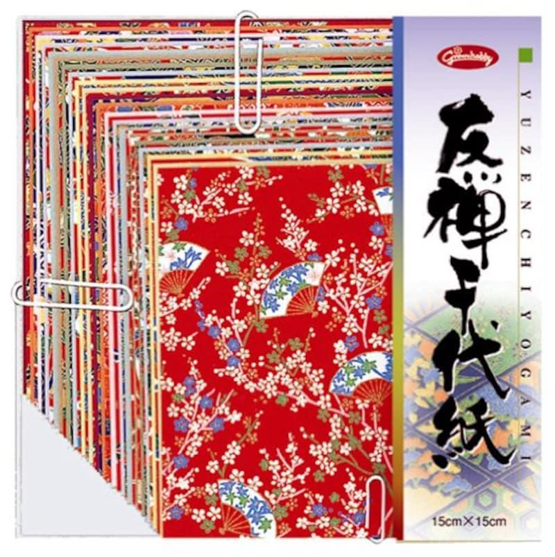 ショウワグリム,友禅千代紙,83-0603