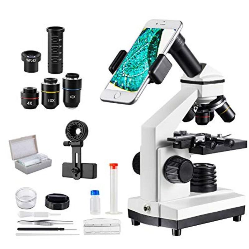 MAXLAPTER,光学顕微鏡