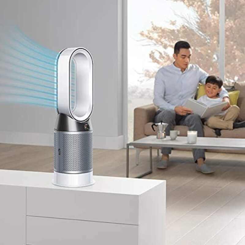 Dyson(ダイソン),Pure Hot + Cool™ 空気清浄ファンヒーター,HP04 IB N