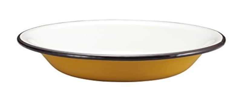 キャプテンスタッグ(CAPTAIN STAG),BBQ用 皿 ホーロー プレート