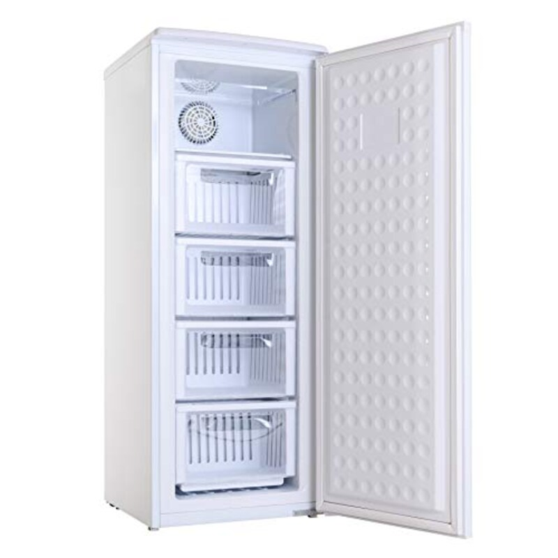 ALLEGiA(アレジア),前開き冷凍庫 ,AR-BD120-NW