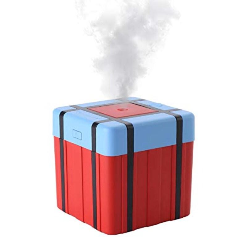 ACATIM,救援物資ボックス型加湿器