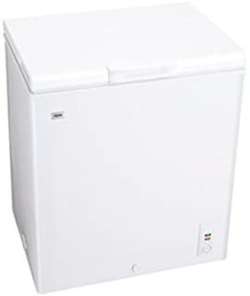 Haier(ハイアール) ,上開き式冷凍庫(145L),JF-NC145F-W