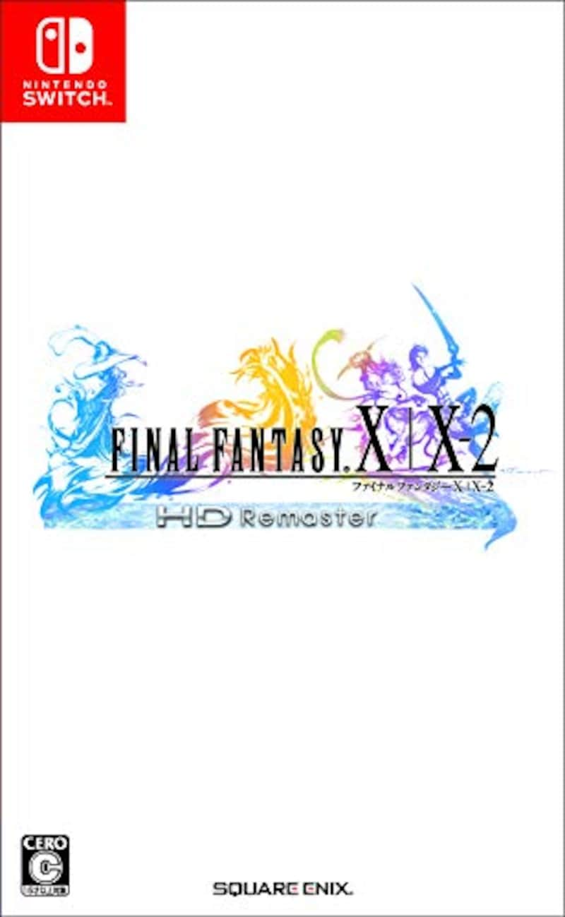 スクウェア・エニックス,ファイナルファンタジーX/X-2 HD Remaster