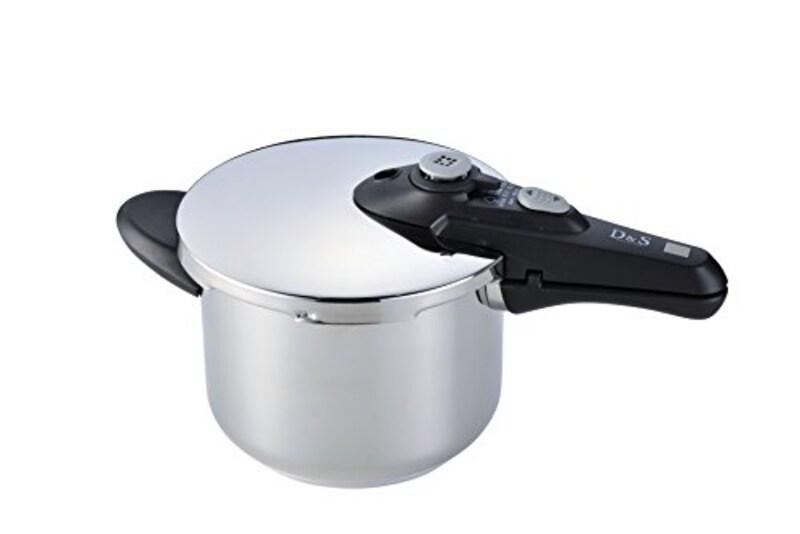 D&S,圧力鍋,DSPC6010