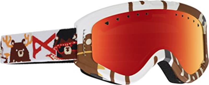 Anon,Kids' Anon Tracker Goggle - Asian Fit