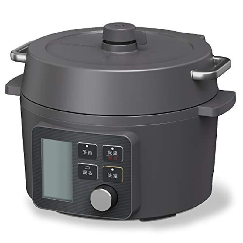 アイリスオーヤマ,電気圧力鍋,KPC-MA2-B